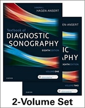 Textbook of Diagnostic Sonography: 2-Volume Set, 8e