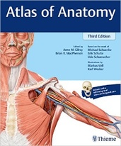 Atlas of Anatomy, 3e