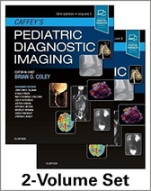 Caffey's Pediatric Diagnostic Imaging, 2-Volume Set, 13e