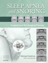 Sleep Apnea and Snoring: Surgical and Non-Surgical Therapy, 2e